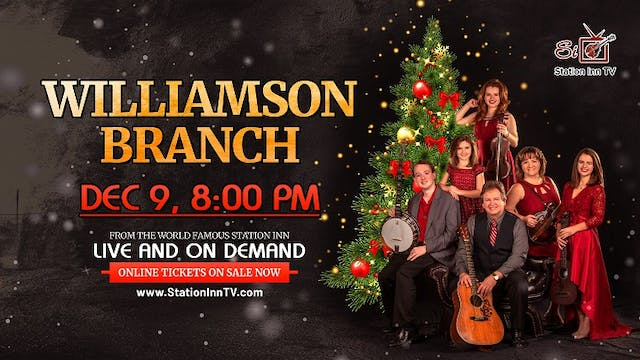 Williamson Branch | December 9, 2020