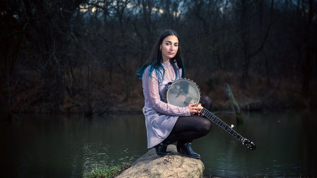 Cristina Vane Stringband   March 31, 2021