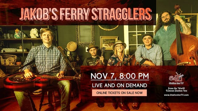 Jakob's Ferry Stragglers - November 07, 2020