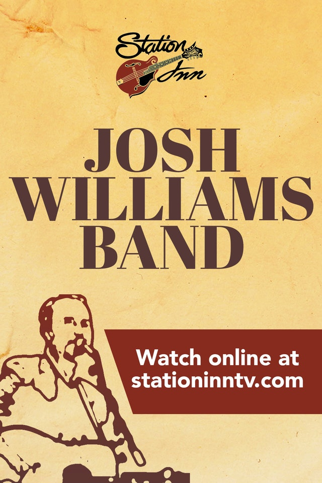 Josh Williams Band featuring Dan Tyminski | December 27th, 2019