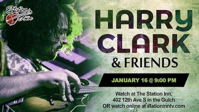 Harry Clark (Live Recording)