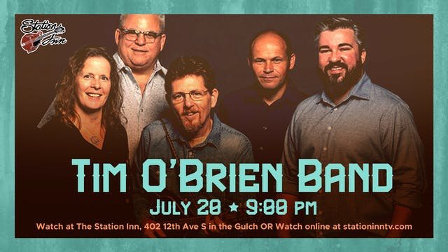 Tim O'Brien Band (Live recording)