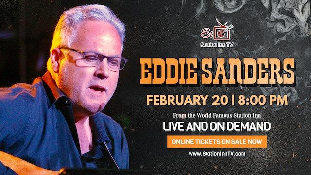 Eddie Sanders | February 20, 2021