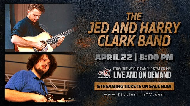 The Jed and Harry Clark Band | April ...
