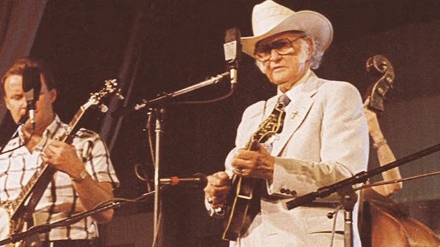 Bill Monroe Appreciation Night (restr...