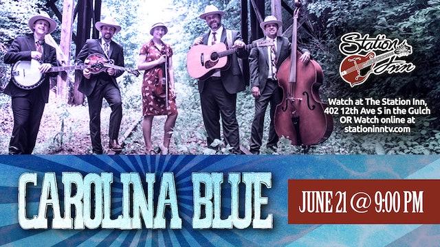 Carolina Blue (Live recording)