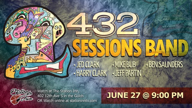 432 Sessions Band