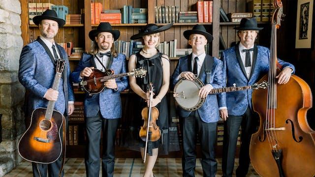 Monroe's Bluegrass Classic (restream)