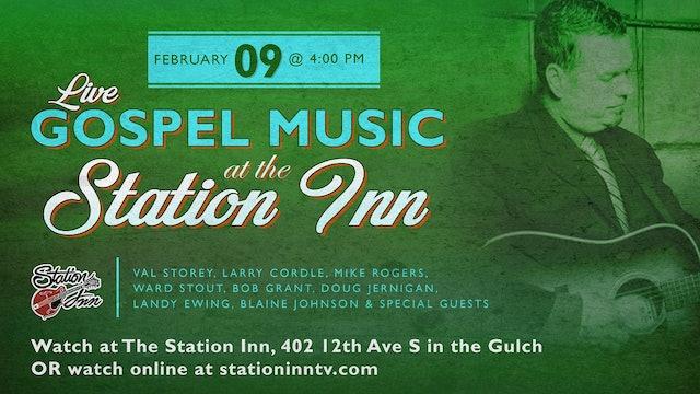Live Gospel Music | February 9, 2020
