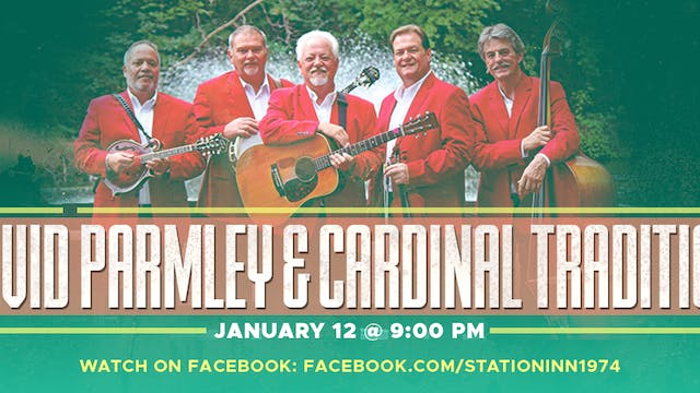 David Parmley & Cardinal Tradition | ...