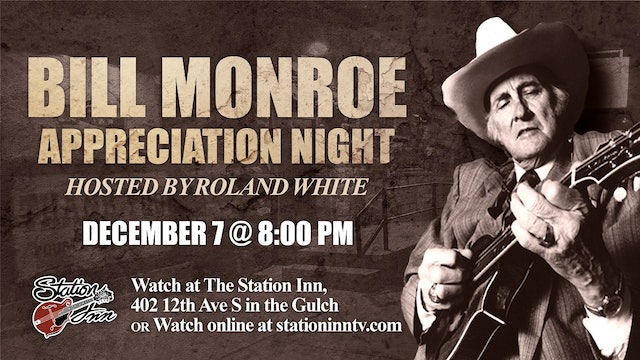 Bill Monroe Appreciation Night Hosted By Roland White