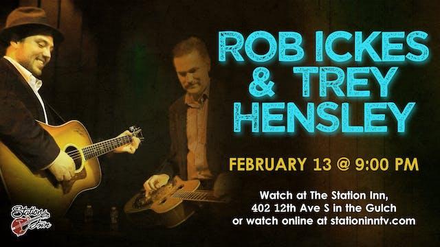Rob Ickes & Trey Hensley (Live Record...