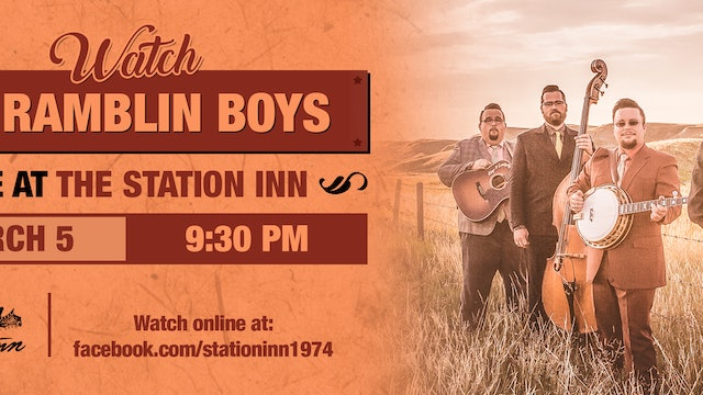 Po' Ramblin Boys with Michael Cleveland | March 5, 2019