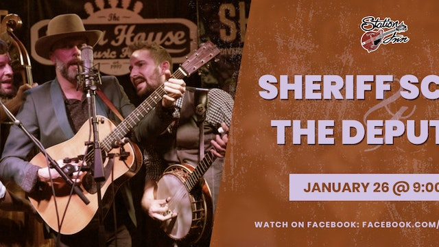 Sheriff Scott & The Deputies | January 26, 2019