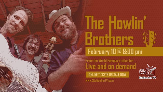 The Howlin Brothers | February 10, 2021