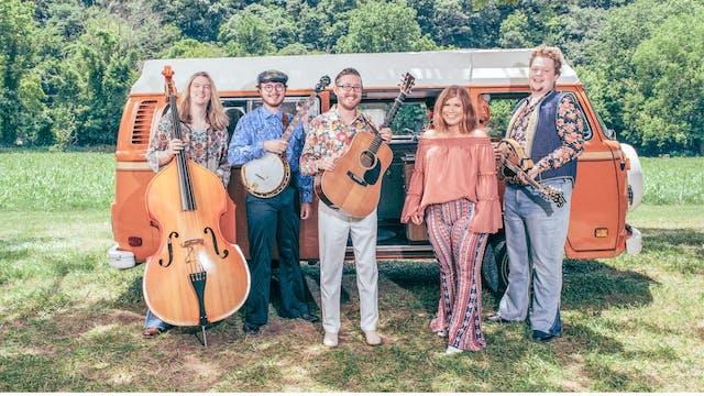 The Alex Leach Band   March 20, 2021