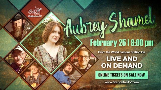 Aubrey Shamel | February 25, 2021