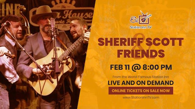 Sheriff Scott and Friends | February ...