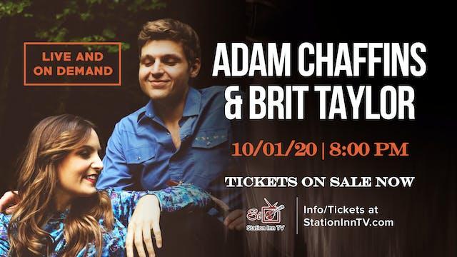 Adam Chaffins & Brit Taylor