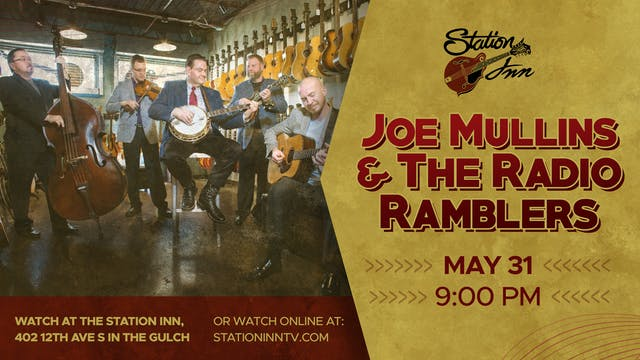 Joe Mullins & The Radio Ramblers | Ma...