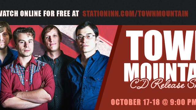 Town Mountain | October 18th, 2018