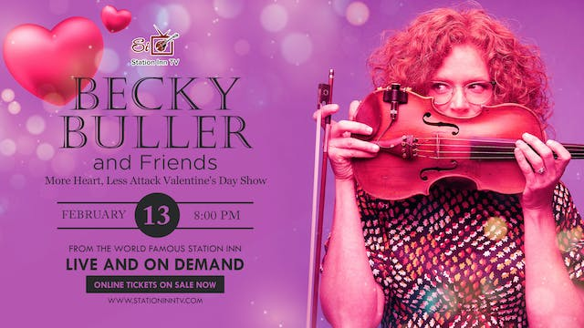 Becky Buller and Friends | February 1...