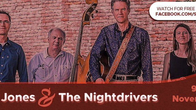 Chris Jones & The Nightdrivers | November 15, 2018.