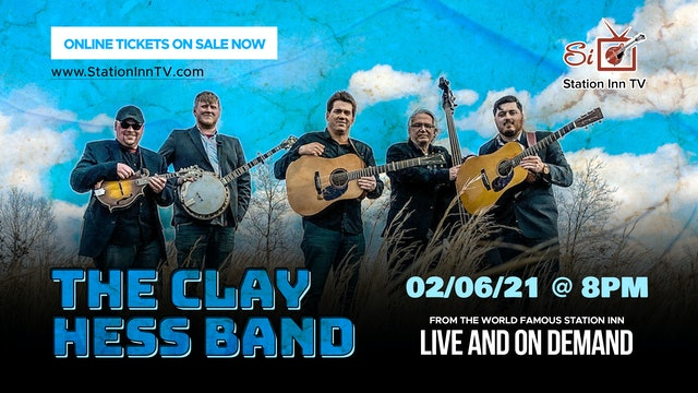The Clay Hess Band | February 6, 2021