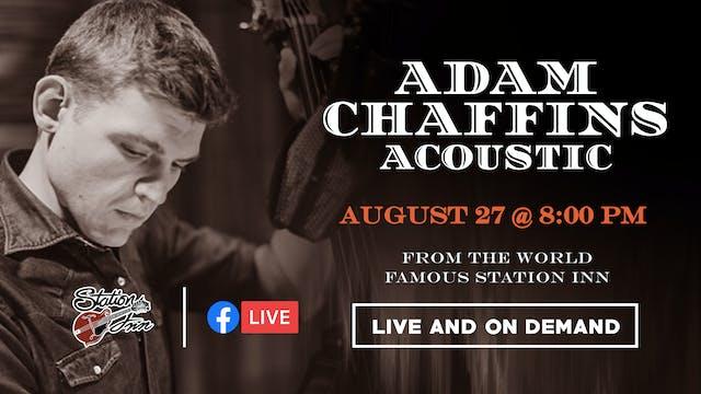 Adam Chaffins Acoustic (Live Online)