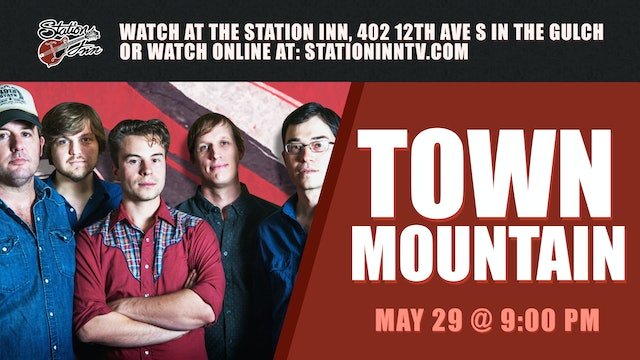 Town Mountain (Live recording)
