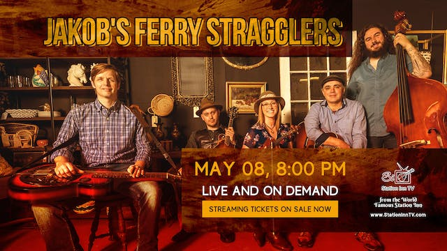 Jakobs Ferry Stragglers | May 8, 2021