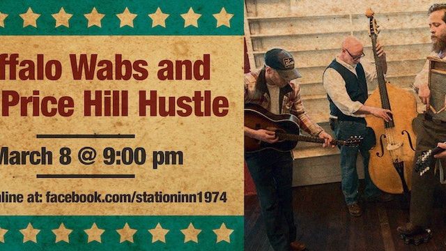Buffalo Wabs & The Price Hill Hustle | March 8, 2019