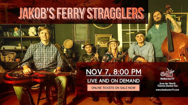 Jakob's Ferry Stragglers | November 7...