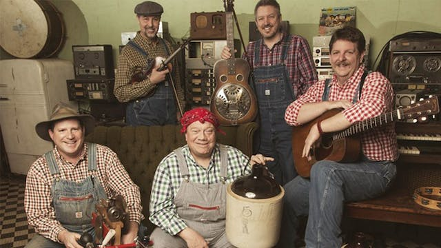 Tennessee Mafia Jug Band (restream)