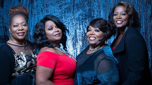 The McCrary Sisters (Live recording)