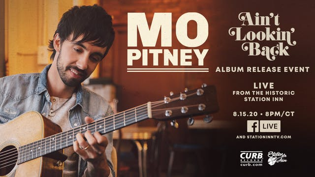 Mo Pitney (Live Online)