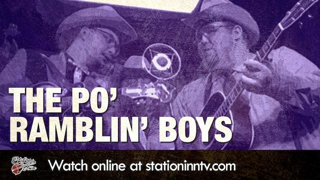 The Po' Ramblin' Boys | December 6, 2019