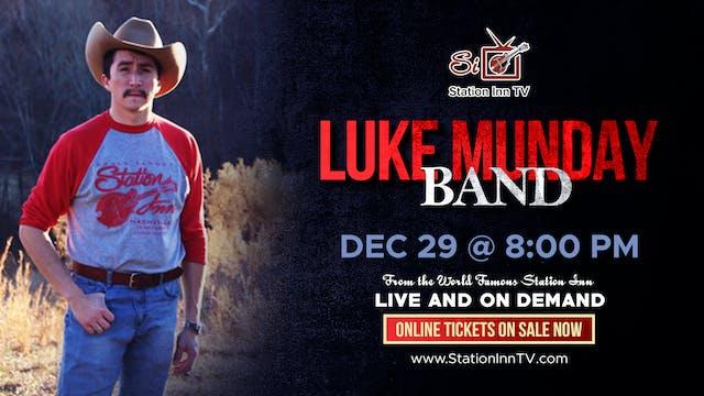 Luke Munday Band | December 29th, 2020