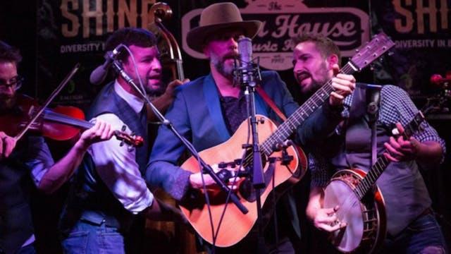 Sherriff Scott & The Deputies (Live r...