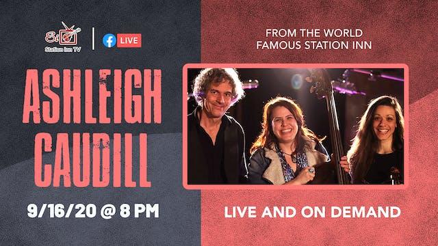 Ashleigh Caudill (Live Online) | Augu...