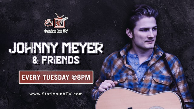 Johnny Meyer And Friends | March 30, 2021