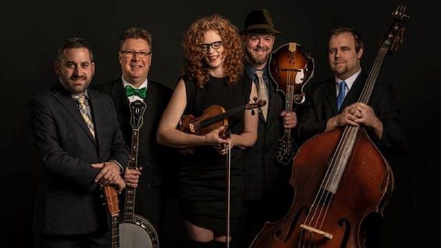 Becky Buller Band (restream)