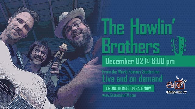 The Howlin' Brothers | December 2, 2020