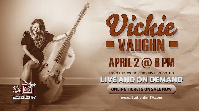 Vickie Vaughn | April 2, 2021