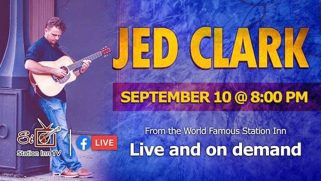 Jed Clark (Live Online)