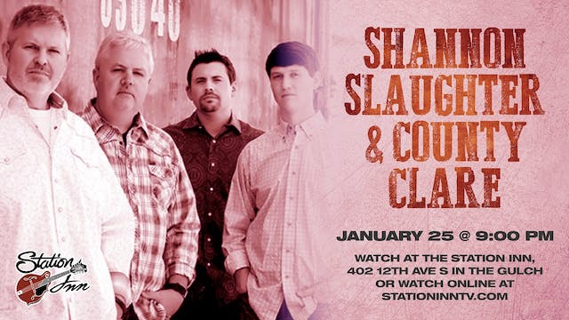 Shannon Slaughter & County Clare | Ja...