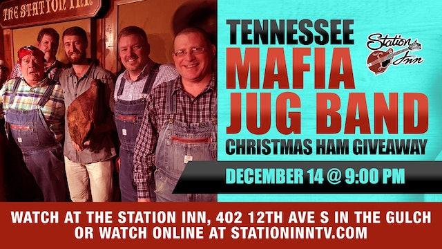 Tennessee Mafia Jug Band Christmas Ham Giveaway Show