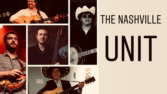 The Nashville Unit(Live Recording)