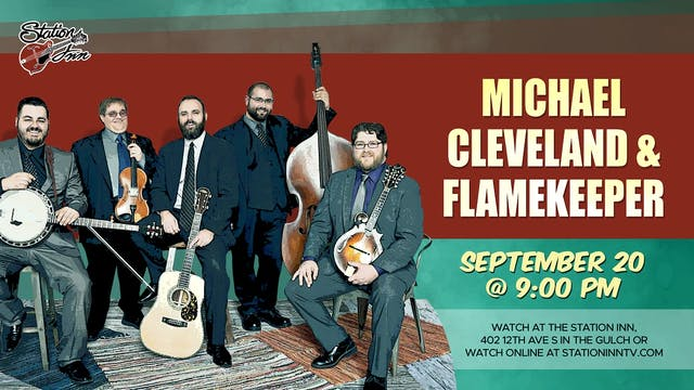 Michael Cleveland & Flamekeeper