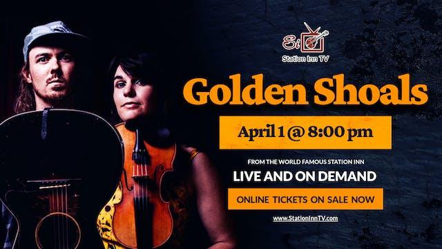 Golden Shoals | April 1, 2021